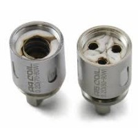 Horizon Arco A4 Parallel Quadruple SS Coil with Flax and Cotton 0.2ohm