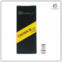 Uwell Crown 3 Sub Ohm Tank Coils- 4 Pack