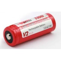 Efest IMR18490 1100mAh 3.7V Rechargeable LiMn battery - flat top